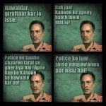 Typical Police Dialogues