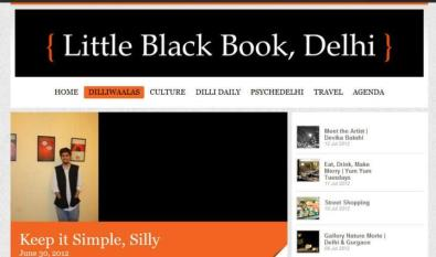 Little Black Book Delhi