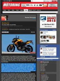 BS Motoring